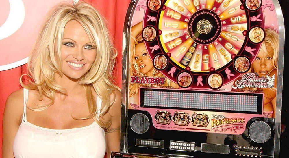 Casino actress plays at the Vegas casino