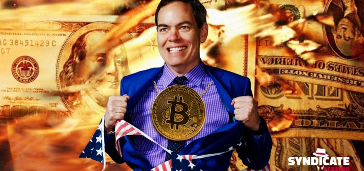 Billionaire Keiser said that Bitcoin was about to disrupt the US dollar