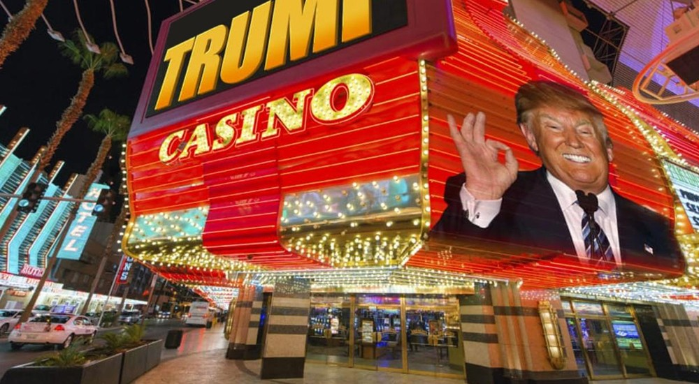 How many casinos does Trump own