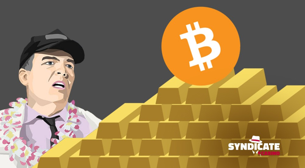 Max Keiser believes that Bitcoin is the money of the future