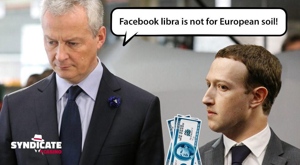 Facebook Libra is not for Europe