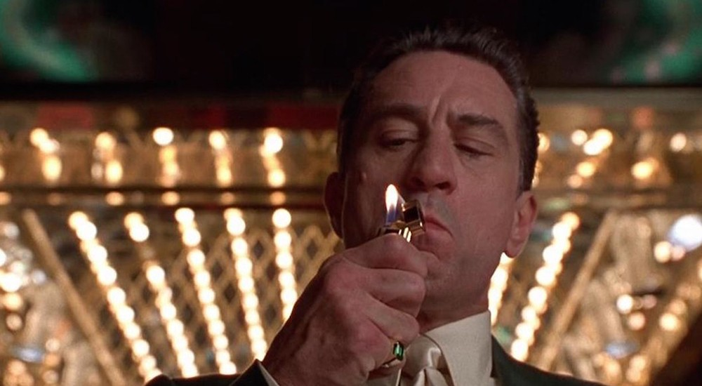 Gambling movies with Robert De Niro
