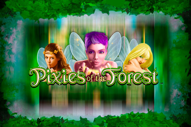 pixies in the forest pokie
