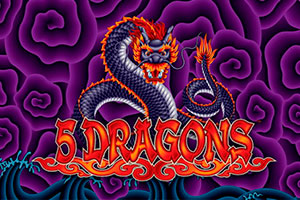 5 dragons online