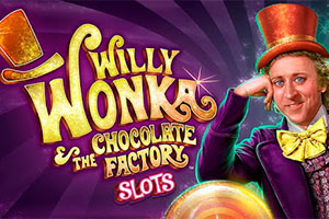 willy wonka pure imagination slot machine