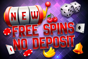 100 free spins no deposit casino